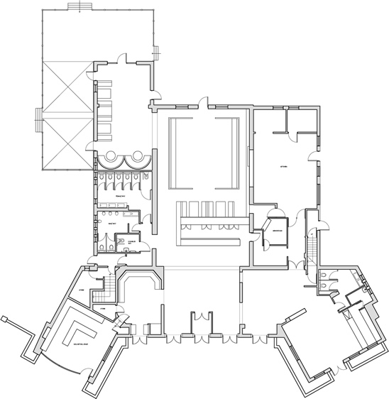 Brookmans Floor Plan