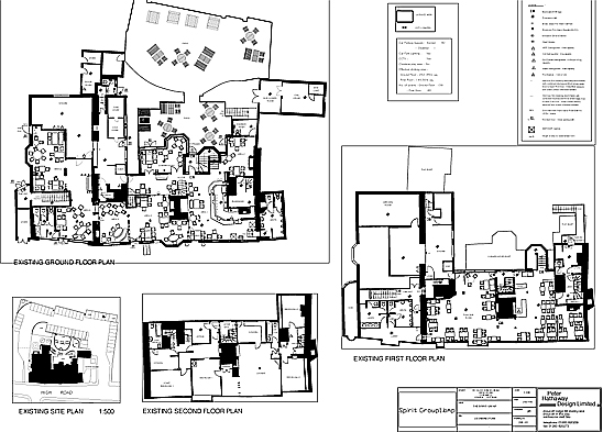 Kings Head Floorplans