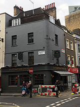 The Compton Cross, 2 and 4 Old Compton Street London W1D 4TA
